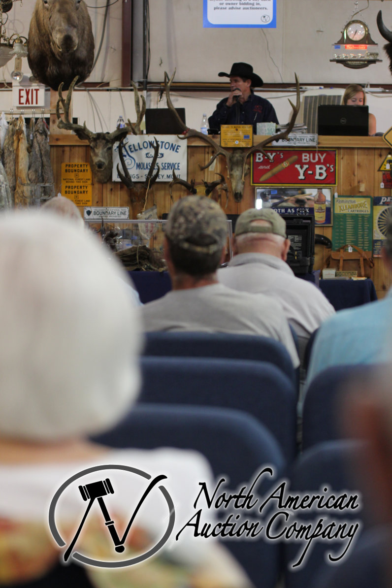 North American Auction Company Montana Live Auction
