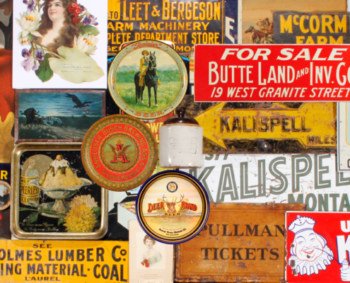 Premier Advertising Signs Amp Antique Toys Auction North